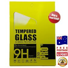 New Ultra Toughness Tempered Glass Screen Protector iPad Air 2 Pro Mini 2 3 4