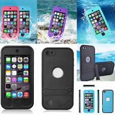 Waterproof Shockproof Dirt Snow Proof For Apple iPod Touch 5 5th 6Gen Case Cover