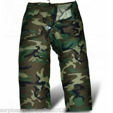 NEW US ARMY GORETEX TROUSERS AMERICAN BDU WATERPROOF MILITARY ISSUE COLD WEATHER