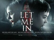 LET ME IN Movie Poster Horror Vampire right one 2010