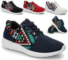 LADIES TRAINERS GYM JOGGING SPORTS WOMENS RUNNING CASUAL FITNESS SHOES SIZE