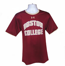 Ncaa Mens Apparel- Boston College Eagles Under Armour Performance Tee Shirt, nwt