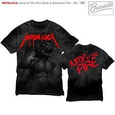 Metallica Jump in the Fire All Over T-Shirt