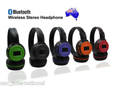 N65BT Bluetooth Wireless Stereo Headphones with Mic for iPhone/Android /PC/ipod