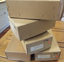 BARGAIN ~ 100 USED STRONG CARDBOARD BOXES 30cm x 20cm x 10cm