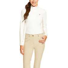 Ariat Marquis Ladies Show Shirt - Wrap Neck - White - Diff Patterns & Sizes