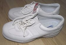Nurse Mates Shoes: 8000104 Men's White Pro Step Nursing Shoes