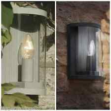 GARDEN TRADING ASTALL LIGHT OUTDOOR WALL LIGHT - CHARCOAL OR CLAY