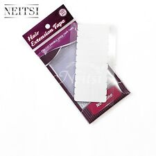 Waterproof Double Sided Tape for Tape In Skin Weft Hair Extensions 120 Pieces