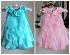 Baby Girl Spring Summer Dress Infant Dresses Toddler Girl Clothes Birthday Gift
