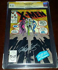 Uncanny X-Men 244 (1st Jubilee) CGC 9.6 Signed By Chris Clairemont