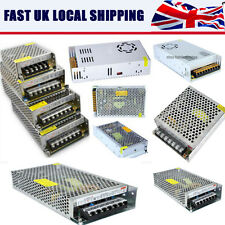 DC 12V/24V/5V Universal Regulated Switching Power Supply for LED Strip CCTV Hot