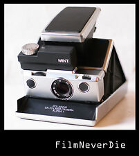 SLR670m Mint recreated Polaroid Sx-70 camera