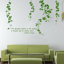 Removable tree branches living room mural vinyl wall decal art sticker wall deco