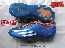 Adidas F50 / F30 AdiZero Samba D67196 TRX FG Football/Soccer Authentic 100% New