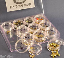 HMH CONE, HOOK, & BEAD STORAGE SYSTEM - Outer box w/ round containers