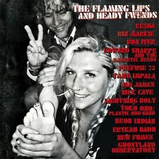 FLAMING LIPS THE HE FLAMING LIPS AND HEADY FWENDS CD NEW