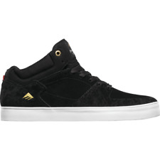 EMERICA THE HSU G6 BLACK WHITE MENS NEW CASUAL SKATE SHOES SKATEBOARD SNEAKERS