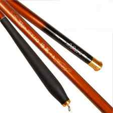 Professional Hand Pole Carbon Fiber Telescopic Travel Spinning Pole Fishing Rod