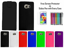 Premium Leather Pu Wallet Flip Case Cover Cash Card Holder For Samsung Galaxy S7