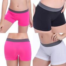 Summer Women's Sexy Sports Gym Clothes Yoga Pants Skinny Sport Short Gym Shorts