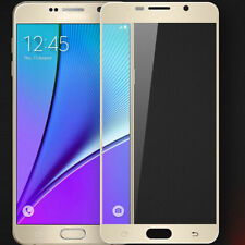 US SHIP Premium Thin Tempered Glass Screen Protector for Samsung Galaxy Note 5