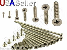 M5 M6 M7 Stainless Steel Flat Phillips Head Self Tapping Wood Sheet Metal Screws