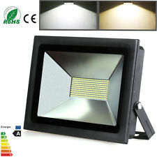 100W LED Flood Cool/Warm White Light Spot Light Floodlight Outdoor Garden Lamp