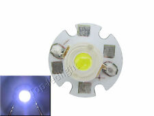 20pcs 1W/3W High Power LED Chip Light  White Warm White With 16mm Star PCB Board