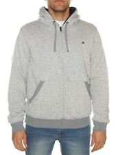Hurley Evade Sherpa Zip Fleece Hoodie men BNWT Size M Jacket