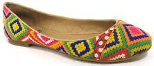 NEW $99 I love Billy Tamsin Ballet Flat all sizes Orange Red Pink Green Purple