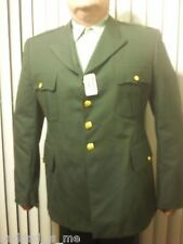 New Female/Womens CLASS-A Dress Coat Green Jacket Military ARMY 12 SIZES
