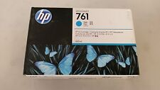 HP T7100 761 CYAN INK CARTRIDGE
