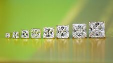 14k Heavy Basket Yellow Gold Square AAA Quality CZ Stud Earrings with Push Back