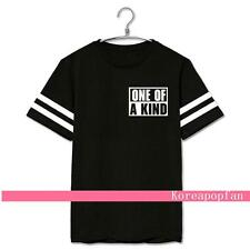 Fashion G-DRAGON GD New ONE OF A KIND BIGBANG Basic Tee Cotton100% T-shirt Kpop