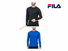 FILA Men's Athletic Long Sleeve Crew Neck Pullover Top! *WOT!  #238586