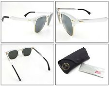 NEW UNISEX ALUMINIUM METAL RAY BAN RB3507-3 POLARIZED MIRROR 100% UV FROM ITALY
