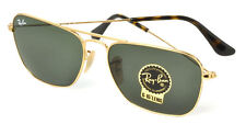 NEW AUTHENTIC UNISEX METAL RAY BAN RB3136 CRYTSTAL MIRROR 100%UV MADE IN ITALY