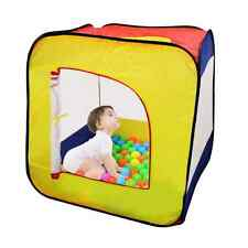 Kids Children Toddler Baby Pop Up Play Tent Indoor Outdoor Play House Ball Toys
