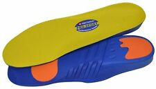 10 Seconds Pro Sport PORON Cushioning Support Performance Insoles