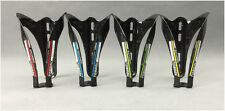 New 3K Carbon Fiber Bottle Cages Bike Bicycle Cycling Water Bottle Cage Holder