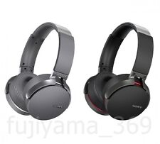 Sony MDR-XB950BT 2colors Wireless Stereo Headset Headphones / From Japan NEW