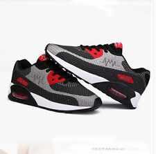 Men's Slip On Loafers Mesh Casual Sports Sneakers Walking Running Shoes Z28