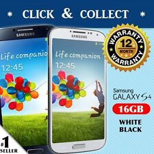 New Samsung Galaxy S4 16GB 4G LTE Smartphone 100% Unlocked Android Mobile Phone