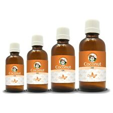 100% NATURAL COCONUT CARRIER OIL(Aromatherapy)choose from 15ml to 250ml