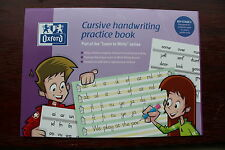 Hamelin Oxford A36020 Cursive Handwriting Practice Book KS2 Key Stage 2 for 7 +