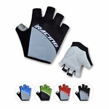 Men Outdoor Sports Camping Riding Cycling Breathable Half Finger Gel Gloves