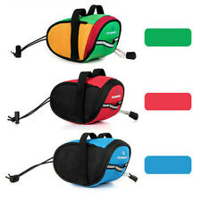 Mountain Bicycle Bike Saddle Seat Tail Pouch Seat 1L Bag Package Pack New