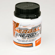 Herbal Energy 60-180 Tabl. Pre-Workour Energy Power Awakening Ginseng Guarana