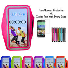 Sports Gym Running Jogging Armband Pouch Case Cover Strap For Apple iPhone 5C UK
